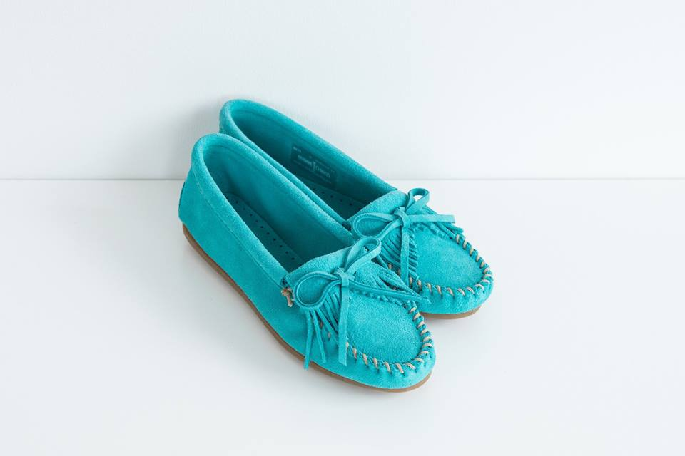 WIN a pair of US Size 7 Kilty Moccasins (style 402S) at Juice Singapore