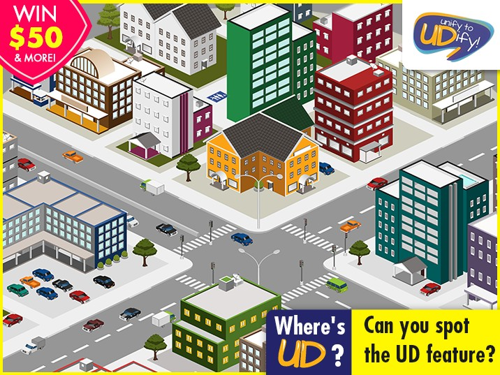 Win $50 Shopping Voucher and a Dotz and Hexa Laundry Basket at Unify To UDify
