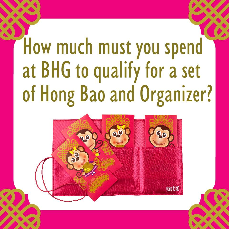 Win CNY giveaways at BHG Singapore