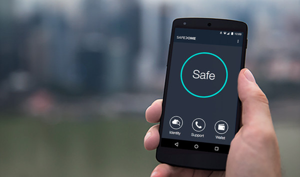 Win Safedome, a card that keeps your valuables safe at GadgTecs