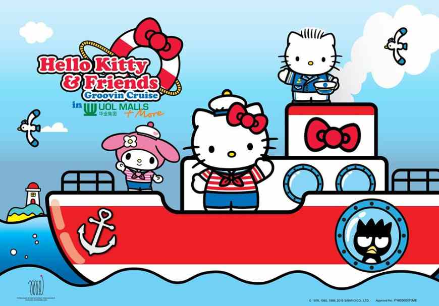 20 Hello Kitty Meet & Greet Passes to give away at OneKM- Mall + More