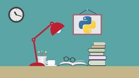 Free Udemy Course on Python for Beginners Solve 50 Exercises Live
