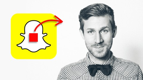 Free Udemy Course on Snapchat Marketing For Business Quick Start Guide