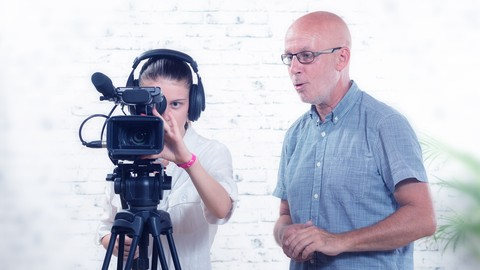 Free Udemy Course on The Complete Video Production Course Beginner to Advanced!