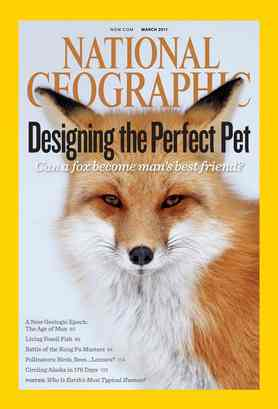 Get a FREE Issue of National Geographic from Zinio©!