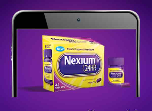 Try our new, easy-to-swallow tablet and enter for a chance to win one of 100 digital tablets.