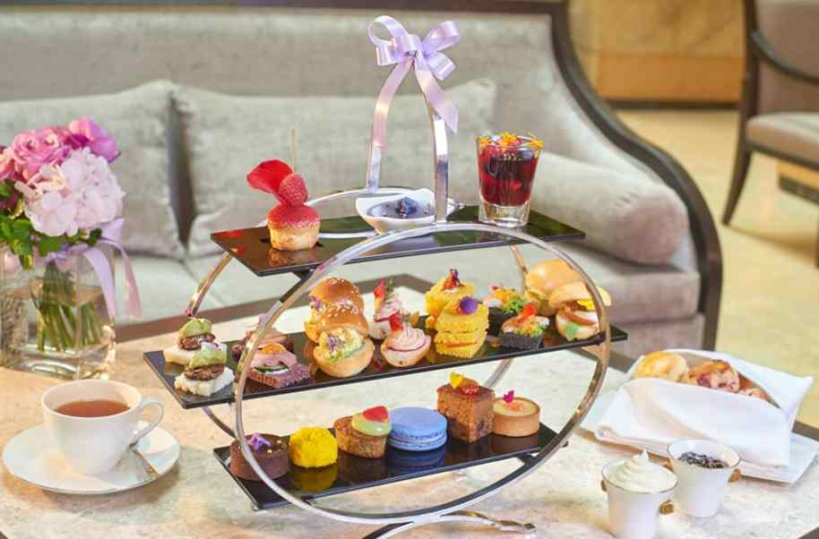 #Win Blooming Afternoon Tea at The Fullerton Hotel's Courtyard for 2 persons