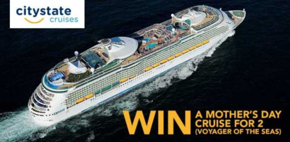 Win a Mother's Day Cruise for 2 (Voyager of the Seas)