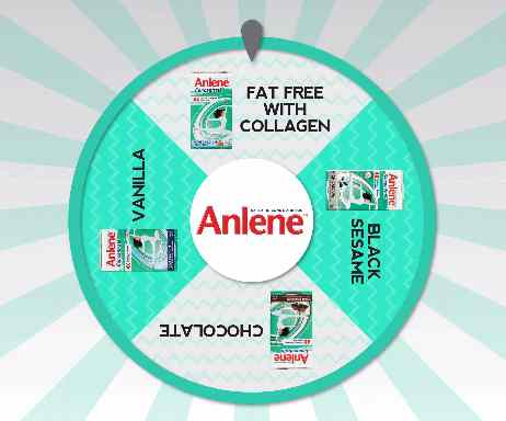 #Win a pack of that flavour of Anlene Concentrate at Anlene Singapore