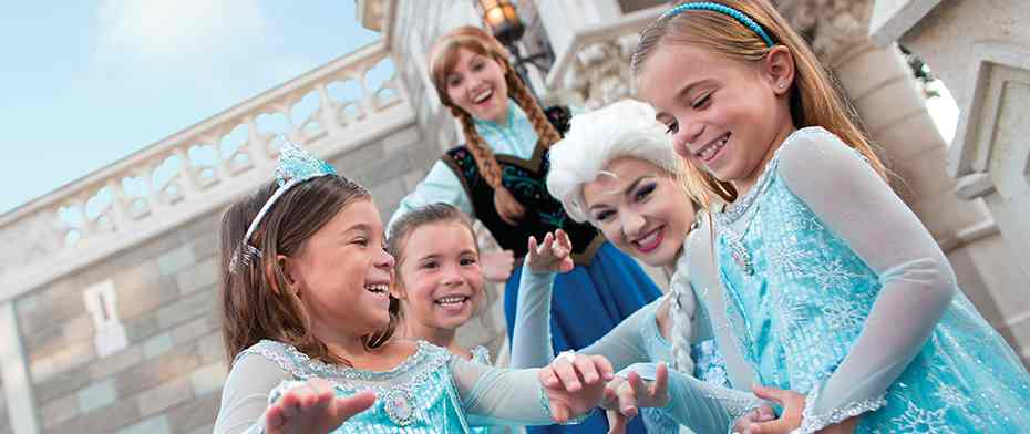 Enter Here for Your Chance to Win a Walt Disney World® Vacation from Scholastic