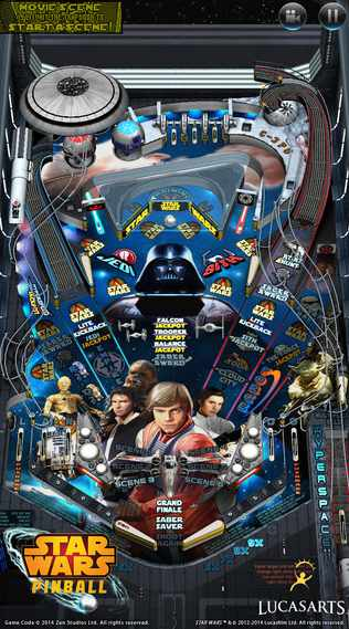 Free Star Wars™ Pinball 4 at iTunes