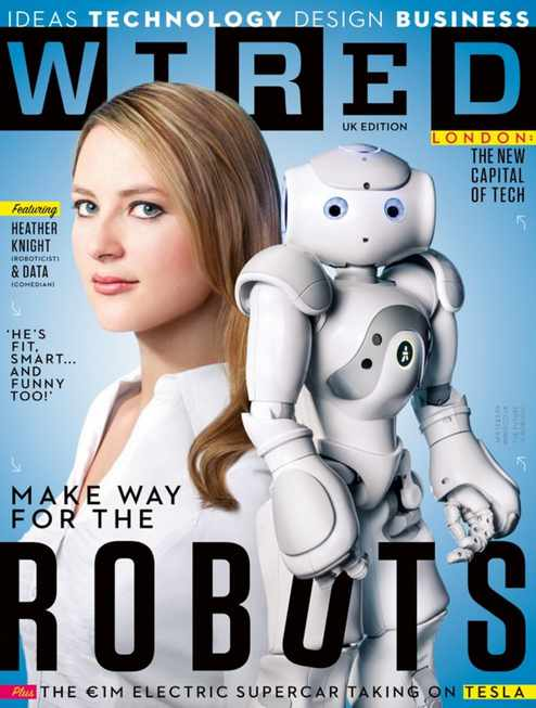 Get a FREE Issue of WIRED from Zinio©