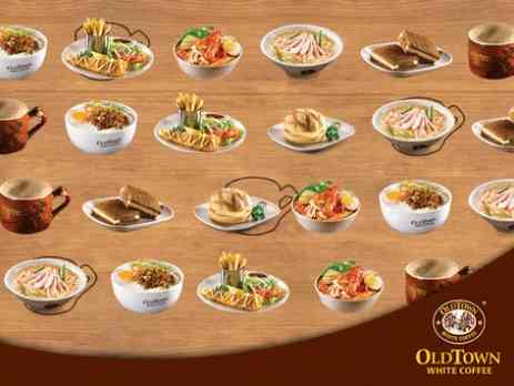 OLDTOWN White Coffee Singapore Giveaway SGD50 vouchers to 10 lucky winners