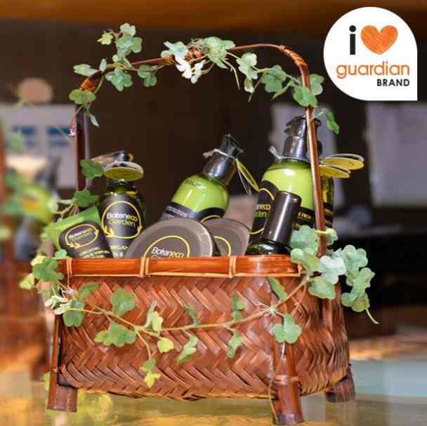 #Win a Botaneco Garden Gift Set worth RM50 each at Guardian Malaysia