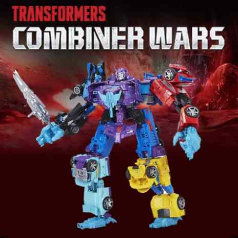 #Win a Transformers Combiner Wars Menasor Collection Pack at Hasbro Singapore