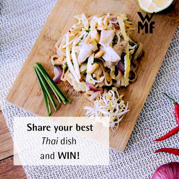 #Win a special prize in this month's Thai-themed contest at WMF Singapore