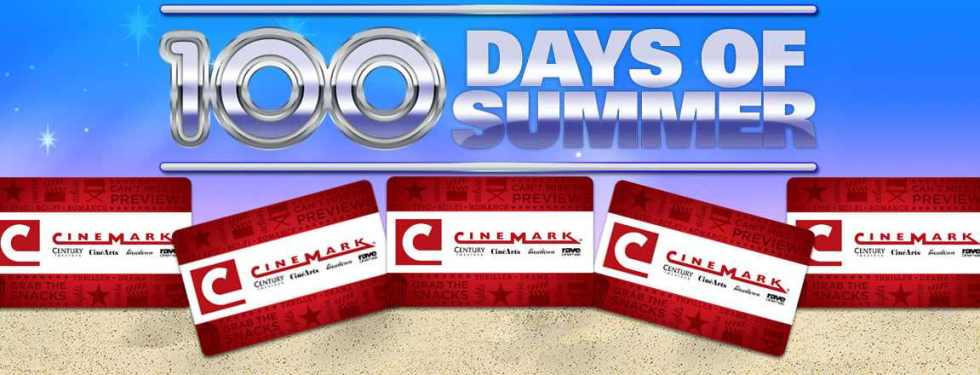Each day, Cinemark & Universal Pictures are giving away a $100 Gift Card!