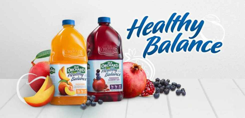Enter for your chance to win free juice at Old Orchard