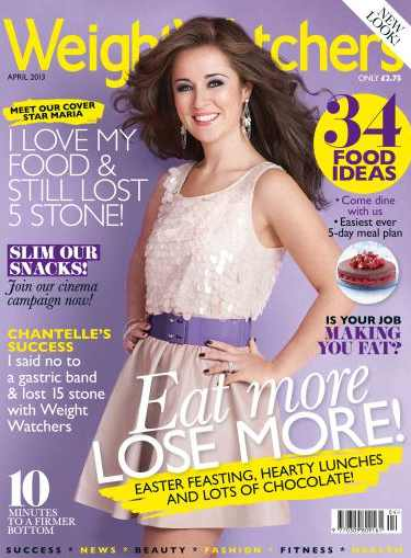 #FREE 1 year subscription to Weight Watchers Magazine