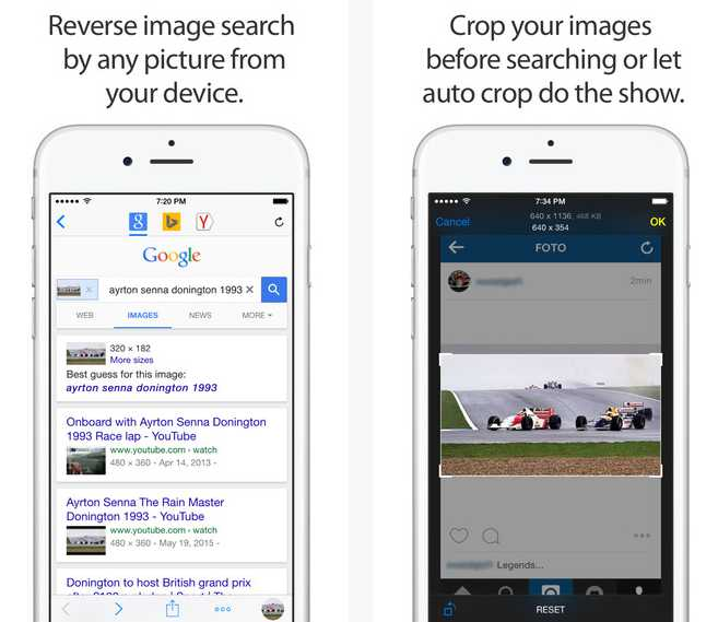 Free Reversee - Reverse Image Search app on iTunes