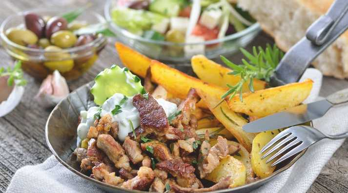 Free Udemy Course on Cooking Greek Traditional Food