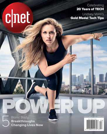 Get CNET Magazine for FREE!