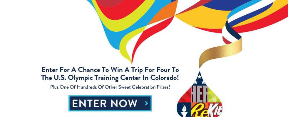 Win A Trip For Four To The U.S. Olympic Training Center In Colorado!