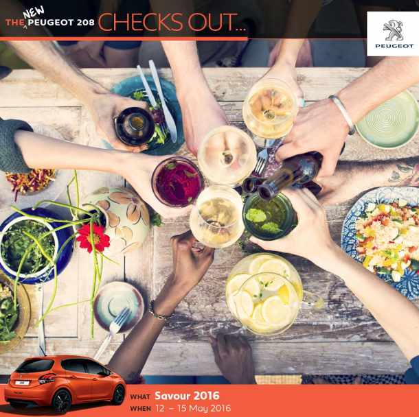 #Win a Chope Singapore gift card worth $50 at Peugeot