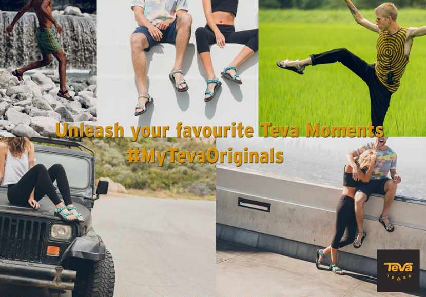 #Win a new pair of Teva Originals Universal at World of Sports