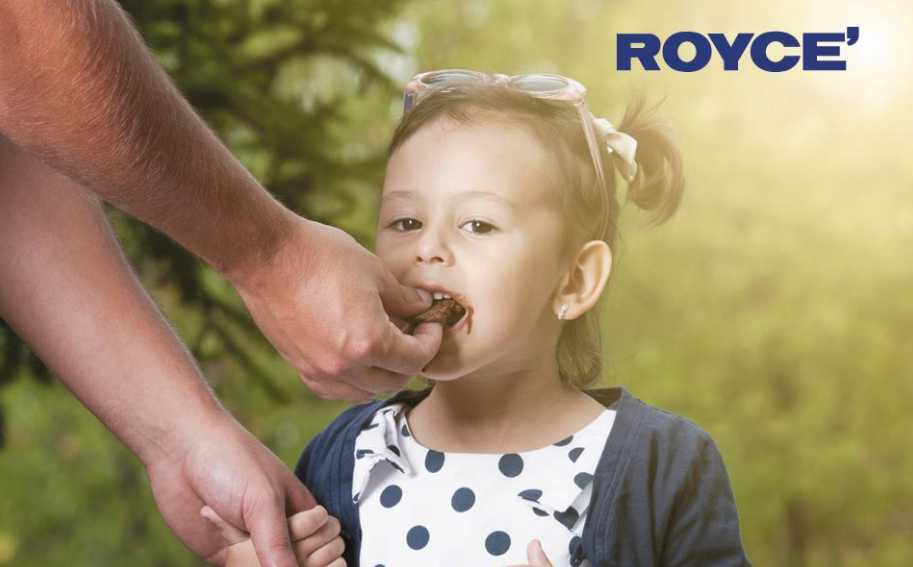5 lucky winners with the best captions will walk away with a tasty chocolate treat, courtesy of Royce'!