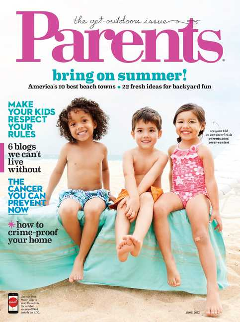 Get Parents Magazine for #FREE!