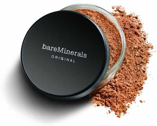 Get a gift customized at Bare Minerals on your birthday