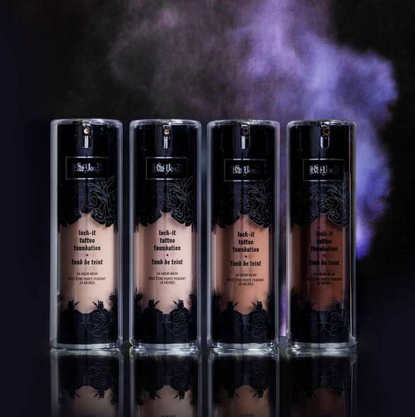 3 WINNERS stand a chance to win a @katvondbeauty goodie bag at Sephora Singapore