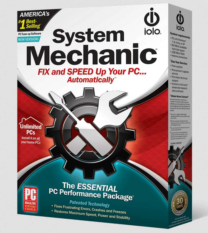 #Free System Mechanic for 6 months