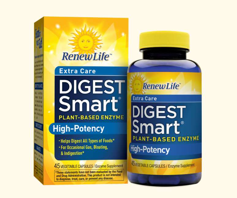 #Free sample of Digest Smart Extra Care High-Potency Digestive Enzyme