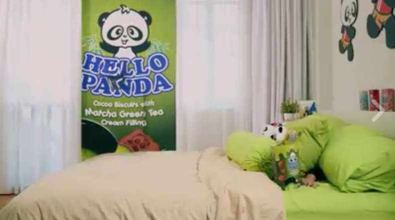 1 winner with the right answer wins an exclusive Hello Panda hamper!