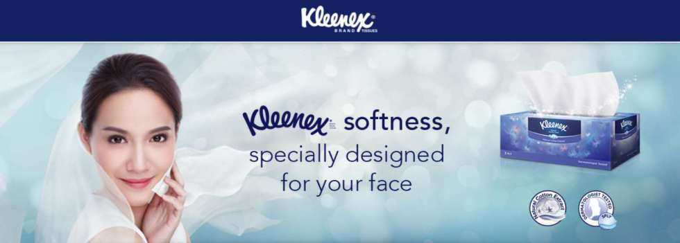 #FREE Kleenex® Natural Gentle Clean Sample