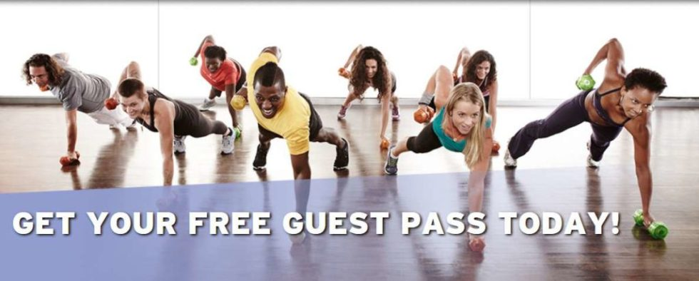 Get Your Free Guest Pass at Crunch Gym