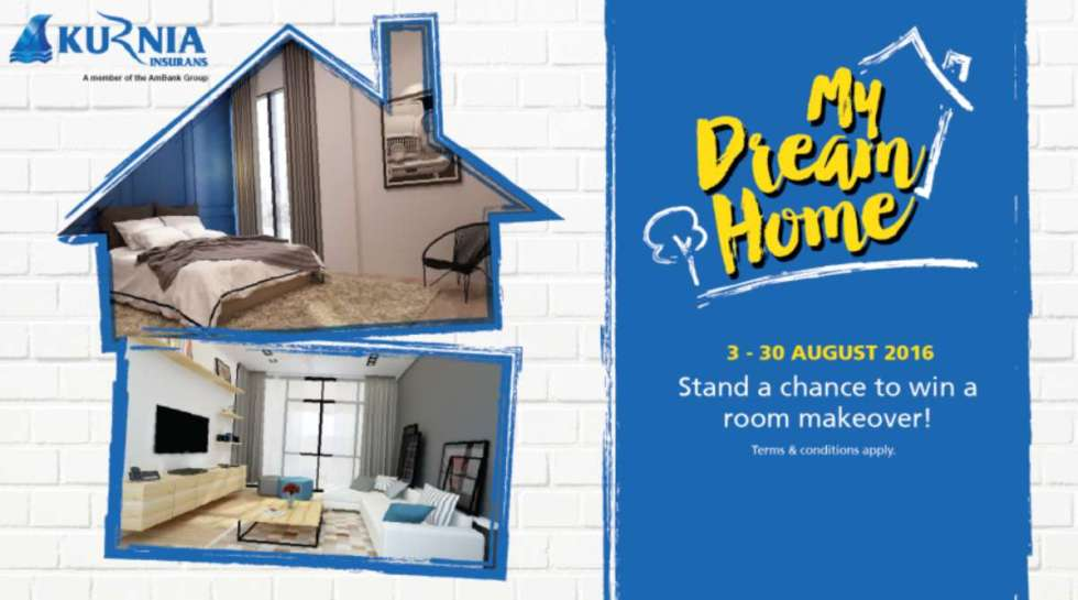 Kurnia My Dream Home Contest