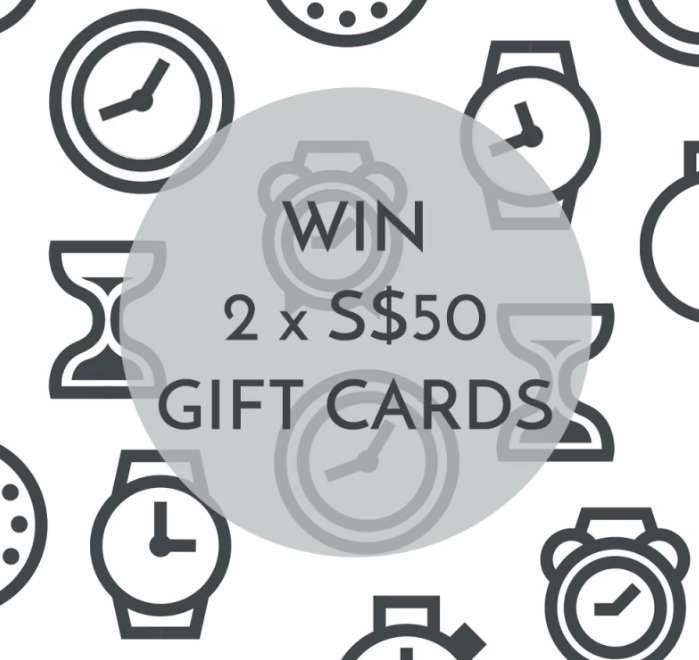 #WIN S$50 gift vouchers at City Chain Singapore