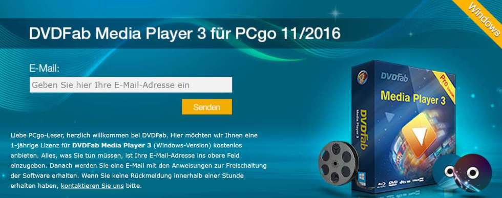 #FREE DVDFab Media Player 3