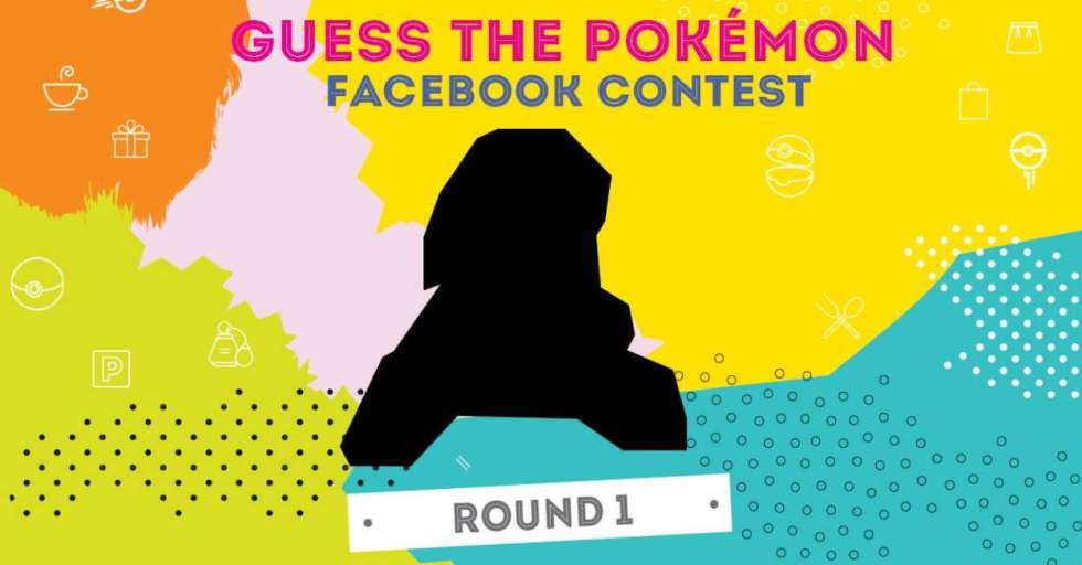Guess the Pokemon contest and be rewarded for it at Anchorpoint Singapore