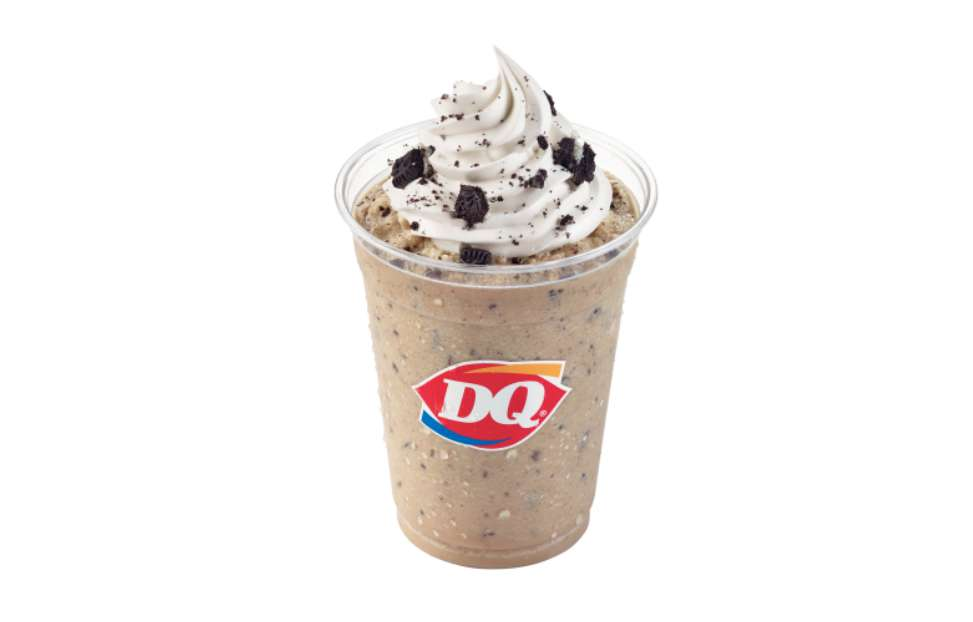 The Dairy Queen® System Free Frappe Giveaway