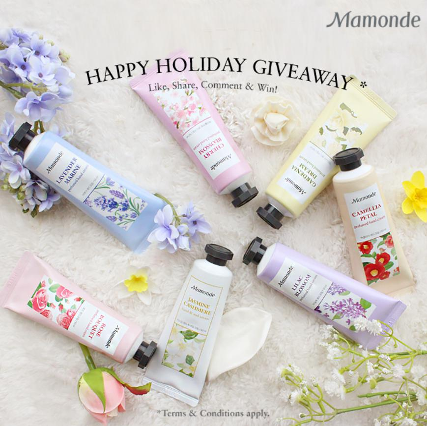 win-a-mamonde-perfumed-hand-cream