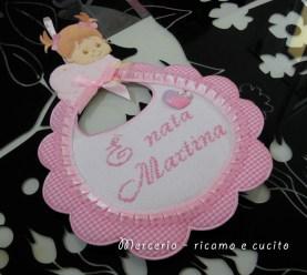 coccarda-fiocco-nascita-bavetta-per-Martina-2
