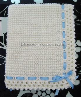Copertine in lana per neonato