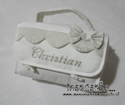 Beauty case little stars per Christian
