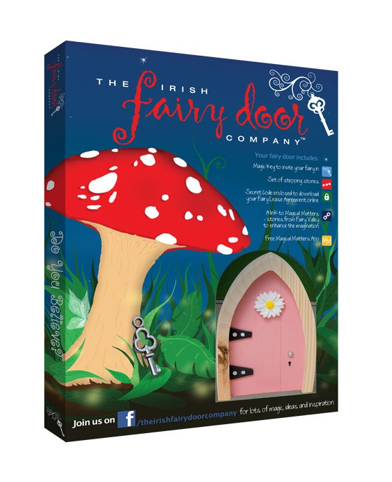 Irish fairy doors magical gifts for christmas gifts 4 you for Irish fairy door ideas