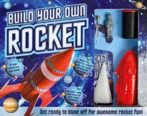 Image of Build Your Own Rocket Kit in box