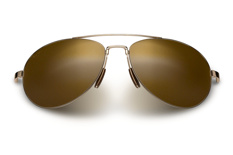 Front view of the Maui Jim Pilot Sunglasses